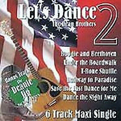 |023138| Dean Brothers - Lets Dance 2 [CD] Neuf
