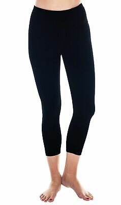 939a3c9247f09d 90 DEGREE BY Reflex High Waist Ankle Length Yoga Workout Pants Sz S ...