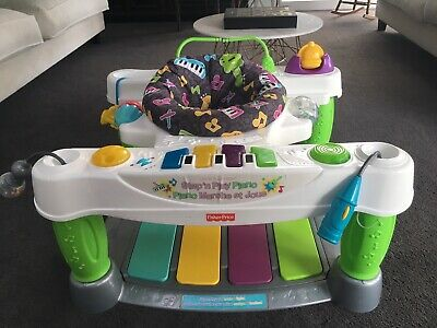 Fisher Price Step 'n Play Piano - baby & toddler toy, music