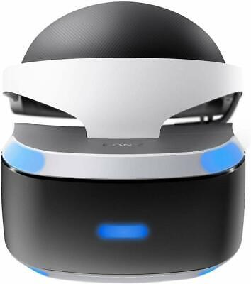 AS IS Sony PlayStation VR PSVR Virtual Reality CUH-ZVR1 CUH-ZVR2 Broken Damage