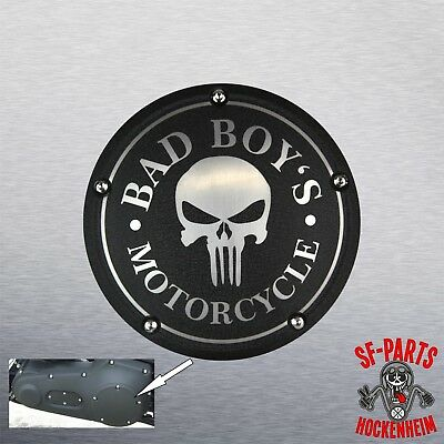 Kupplungsdeckel / Derby Cover für Harley Davidson Softail / Big Twins ab 06-18