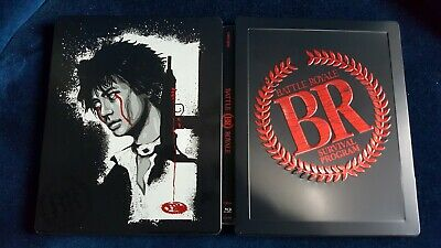 battle royale 1&2 steelbook collector vo et vf dvd zone 2