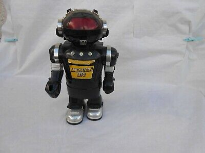 ROBOT Magnatron MT-2 Electronic New Bright 1985 jouet ancien Vintage