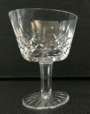 Waterford Lismore Crystal Cocktail Glass