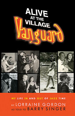 Alive At The Village Vanguard - Jazz Learn to Play School Teacher MUSIC BOOK