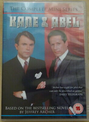 Kane and Abel: The Complete Mini Series [(DVD 2 DISC BOX SET, 1985)