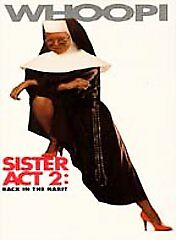 Sister Act 2: Back in the Habit DVD, Michael Jeter, Lauryn Hill, James Coburn, M