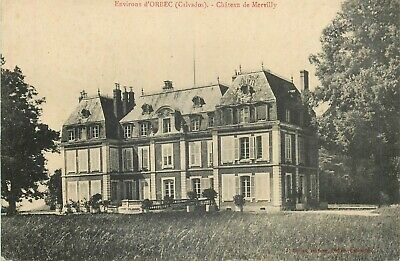 ORBEC chateau de mervilly