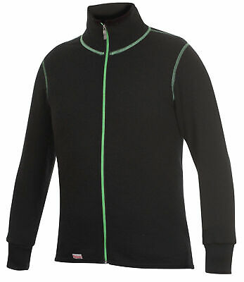Woolpower Jacket Jacke 400 Color Colle. XXS Thermounterwäsche Merinowolle Wolle