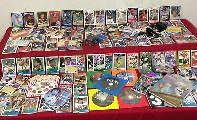 Junk Drawer Lot Collectibles Trading Cards Odd And Ends #SG5