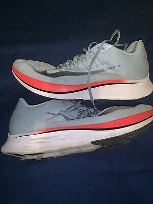 bcccc868e NIKE ZOOM FLY Ice Blue / Bright Crimson Mens Size 9.5 Nice! - $70.00 ...