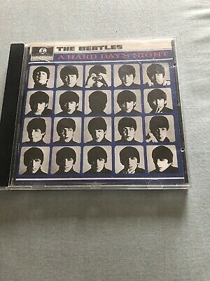 The Beatles ‎– A Hard Day's Night   - CD Album