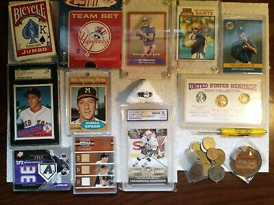 Junk Drawer LOT Vintage ,BALLCARDS, JEWELRY,FOREIGN COINS, US COINS,TOKENS