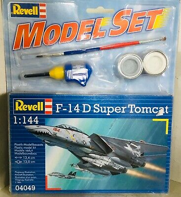 REVELL 1:144 F-14 D super tomcat plastic model kit NEW & SEALED