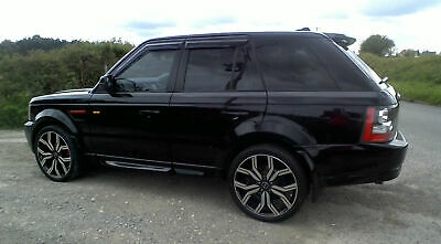 2006 Land Rover Range Rover Sport 2.7 Tdv6 Hse Long Mot Bargain Of Year!