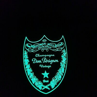 Dom Perignon Luminous Label Vintage 2008 Champagner LED 0,75l Flasche 12,5% Vol.