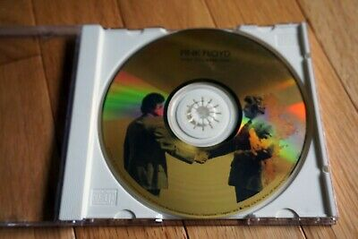 Pink Floyd Wish You Were Here Columbia Mastersound CK 53753 Gold CD SBM