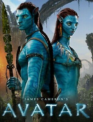 Avatar DVD - DISC ONLY - no case - This is an absolute classic. Awesome!
