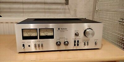 Technics SU-7300 Stereo Integrated Amplifier (1976-79)