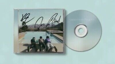 Jonas Brothers - Happiness Begins SIGNED AUTOGRAPHED CD PRE ORDER