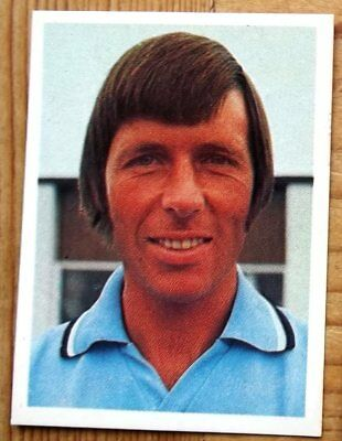 Panini Football Top Sellers 77 Mick Coop Coventry City No 60 Very Good Sticker