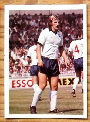 Panini Football Top Sellers 77 Colin Todd Derby County No 77 Very Good Sticker