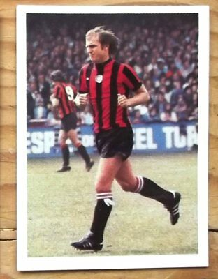 Panini Football Top Sellers 77 Dennis Tueart Manchester City No 165 Vg Sticker