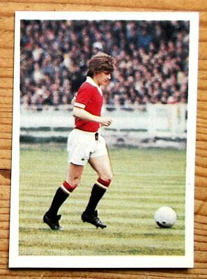 Panini Football Top Sellers 77 Steve Coppell Manchester United No 175 Vg Sticker