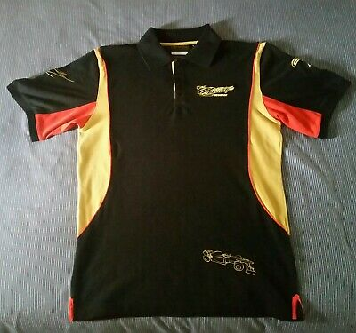 Lotus Formula One Team Polo Shirts