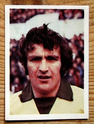 Panini Football Top Sellers 77 Micky Burns Newcastle United No 203 Vg Sticker
