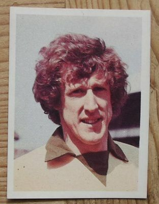 Panini Football Top Sellers 77 Alan Gowling Newcastle United No 206 Vg Sticker