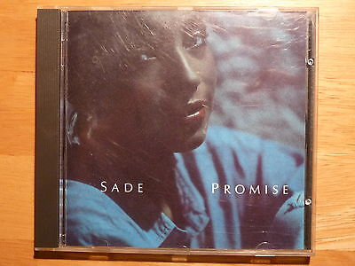 Sade - Promise / CD RAR OOP Made in Japan / ohne Barcode /  The Sweetest Taboo