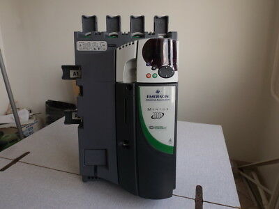 Control Techniques Emerson MP45A4R Mentor DC Drive STDW06 15kW/27HP