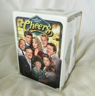 Complete Series CHEERS DVD All Seasons 45 Disc Set Boxed 1 thur 11 television