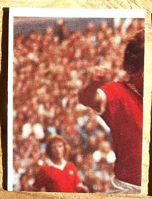 Panini Football Top Sellers 77 Puzzle Card Manchester United V Qpr  No 2A