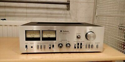 Technics SU-7700 Stereo Integrated Amplifier (1976-79)
