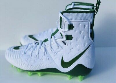 super cute authentic good NIKE FORCE SAVAGE Elite TD Football Cleats Size 11.5 Apple Green ...