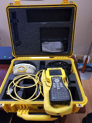 TRIMBLE 5800 GPS Receiver 45145-46 450-470MHZ - $1,800 00