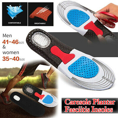 Insoles Arch Support Insert Plantar Fasciitis Orthotic Shoes Insert Orthotics