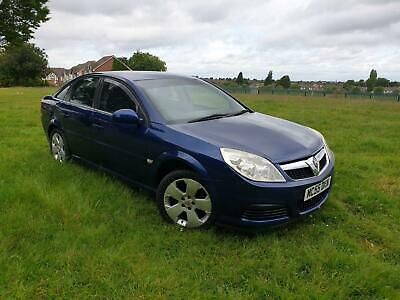 Vauxhall Vectra exclusive CDTI 120 1.9 diesel 2006 12 month mot