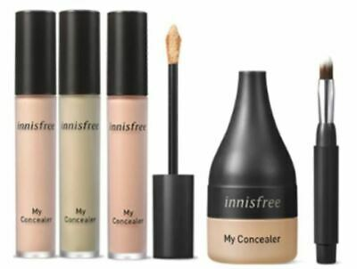 [Innisfree] My Concealer (Wide Cover / Dark Circle Cover / Spot Cover)
