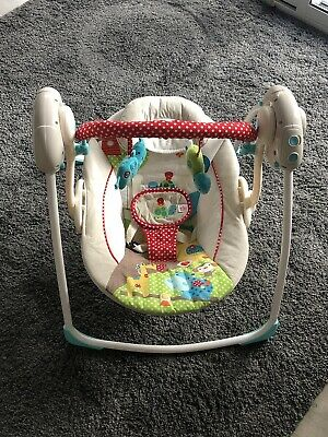 Baby Swing by Bright Starts Portable Swing