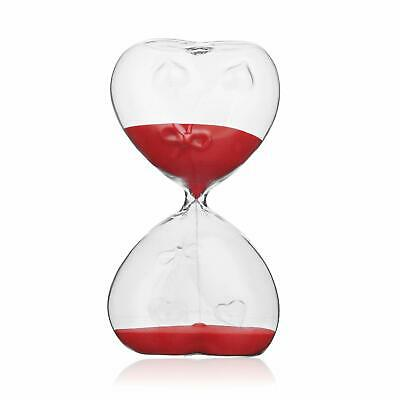 Hourglass Sand Timer,30 Minute Sand Timer for Decorative Home,Office,Desk