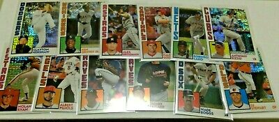 2019 Topps Series 2 Silver 1984 Complete Your Set You Pick Ur U Refractor T84