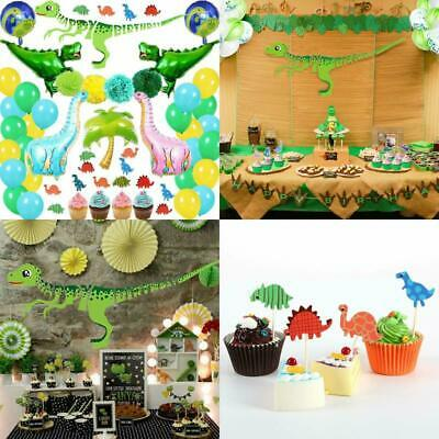 85PCS DINOSAUR PARTY Supplies Dino Theme Party Decorations Set for Kids  Birthday