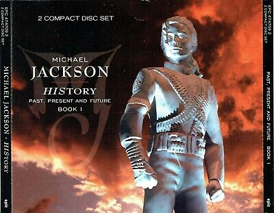 (2CD's) Michael Jackson - HIStory – Past, Present and Future Book I - Beat It