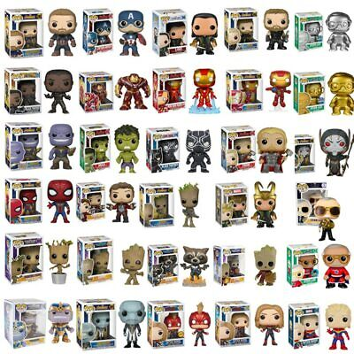 FUNKO POP Dragon ball Z Action Figure Marvel Avengers Harry and more