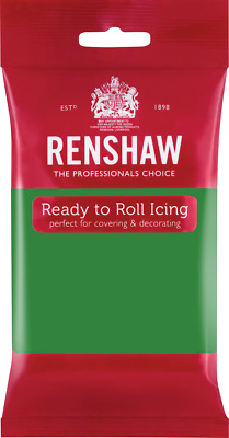 Lincoln Green Renshaw Ready To Roll Icing 250g Packets