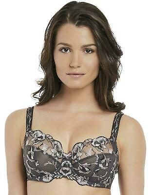 Fantasie Angelina 9552 Underwired Side Support Bra Smokey Rose New Lingerie