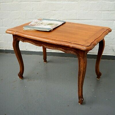 Antique Style French Louis Small Table / Coffee Table / Side Table